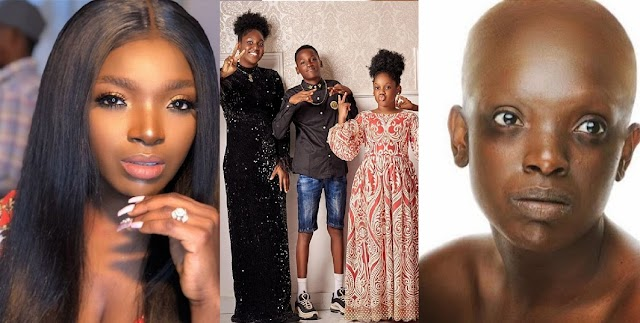 'The Heart Of Men Is Desperately Evil'— Annie Idibia Laments Bitterly As Instagram Deactivate Her Children's Page