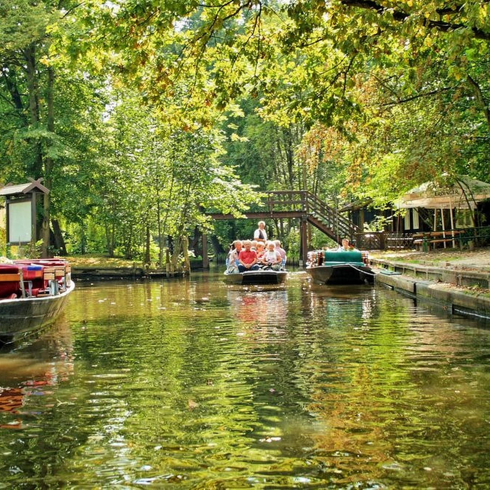 Spreewald: Germany's Venice