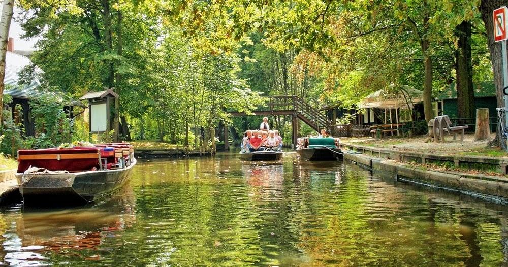 Spreewald: Germany's Venice   Amusing Planet