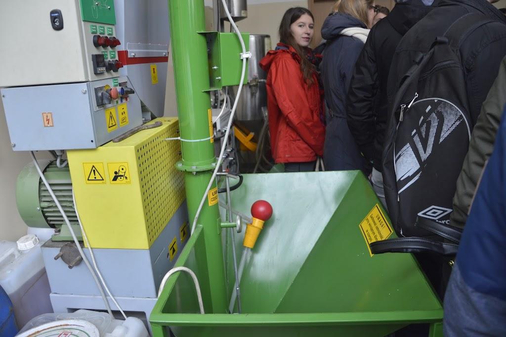 Wizyta na Uniwersytecie Rolniczym - biopaliwa - _DSC0279.JPG