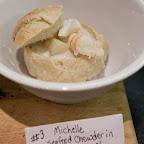 Michelle's chowder!