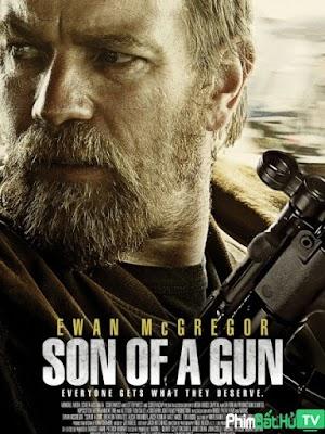 Phim Phi vụ cướp ngân hàng - Son of a Gun (2014)