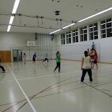 Mädchen Netzball 2011