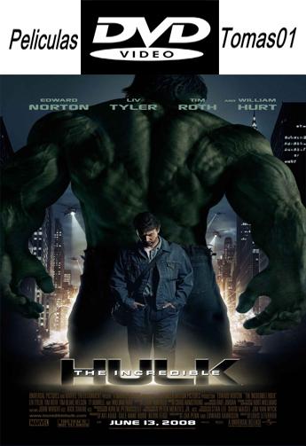 El increíble Hulk (The Hulk 2) (2008) DVDRip
