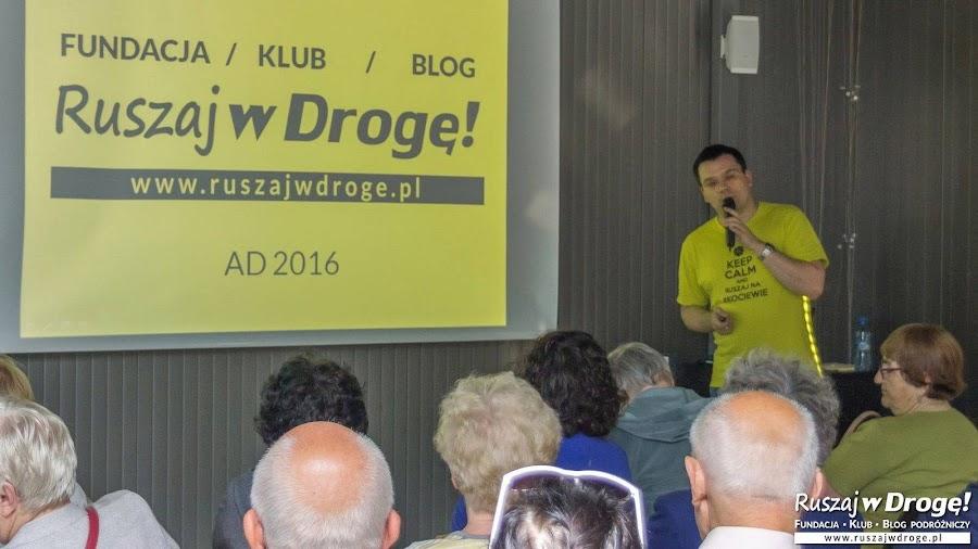 Spotkania Klubu Ruszaj w Drogę!