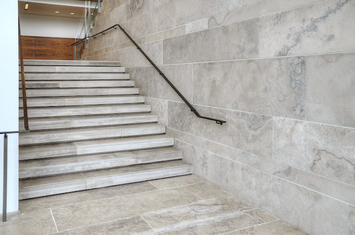 ... Algonquin Staircase And Wall Panels ...