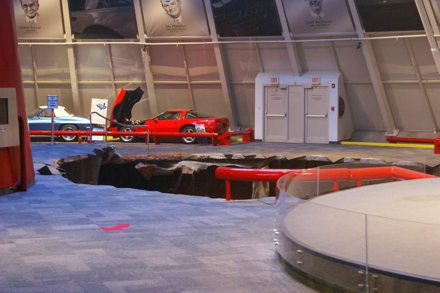 Corvette Museum Sinkhole