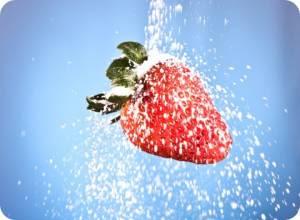 польза фруктозы