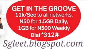 "GET 1.5GB FOR #50, 1GB FOR #500 WITH THE NEW ""AIRTEL REPACKAGE SMARTTRYBE"""