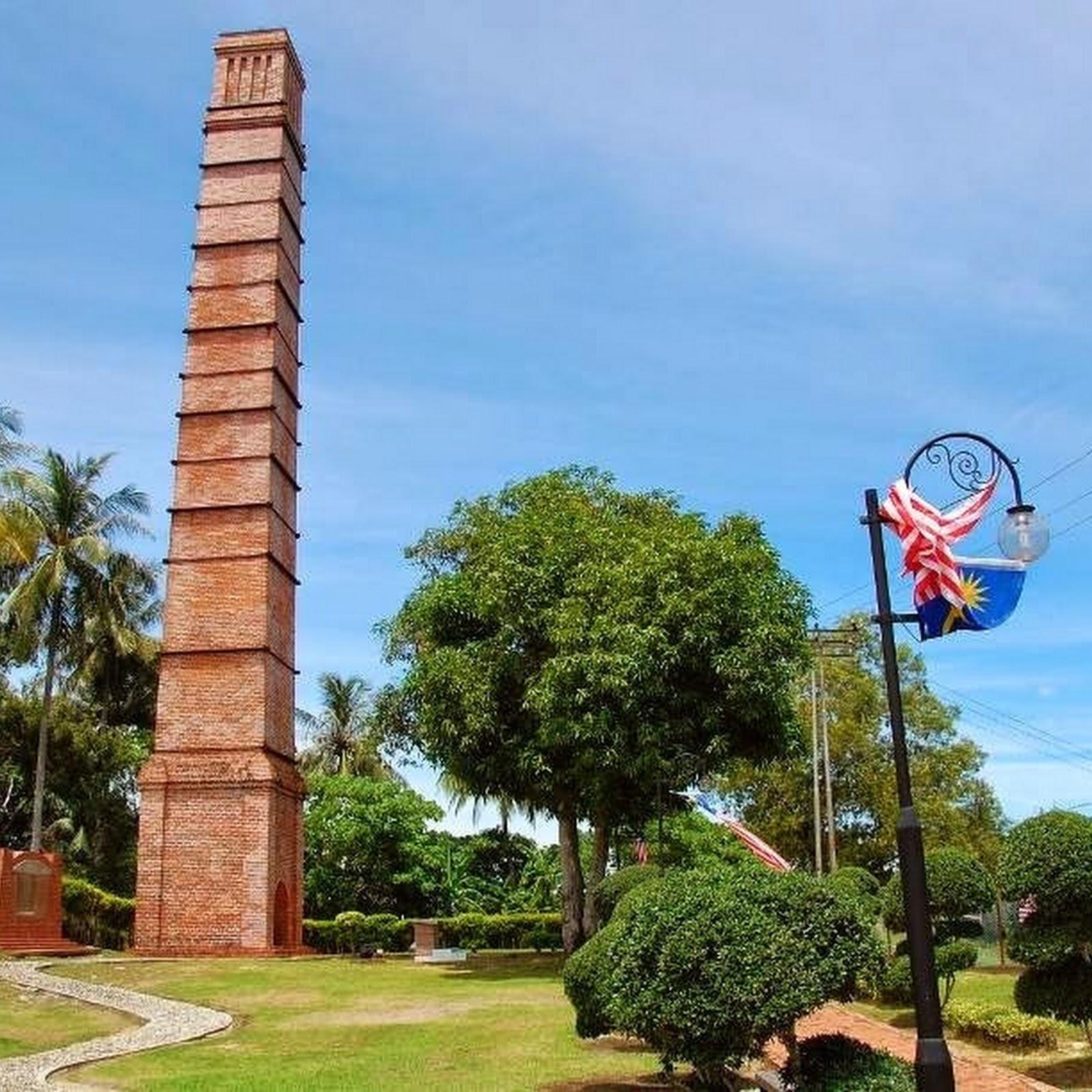 Labuan's Mystery Chimney