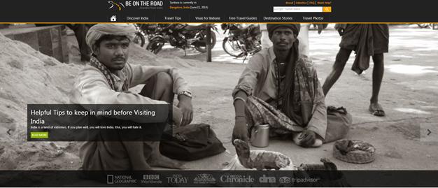 Refurbished Homepage
