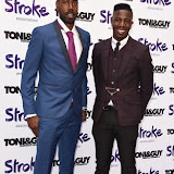 OIC - ENTSIMAGES.COM - Jermain Jackman and brother Orlan Jackman at the  2015 Life After Stroke Awards in London 25th June 2015   Photo Mobis Photos/OIC 0203 174 1069