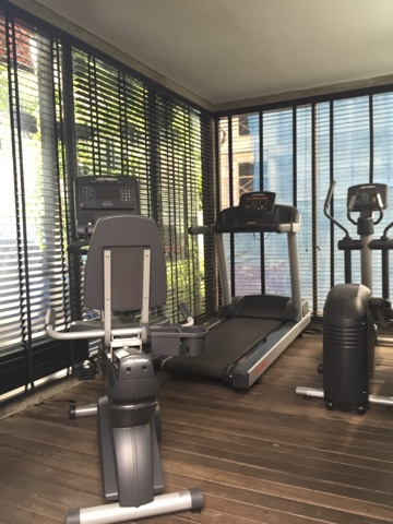 To live with passion home gym inspiration