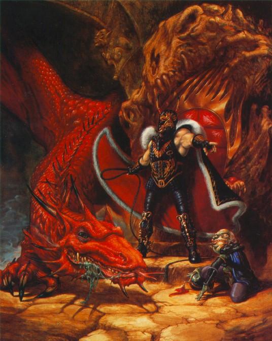 Verminar, Magick Warriors 2