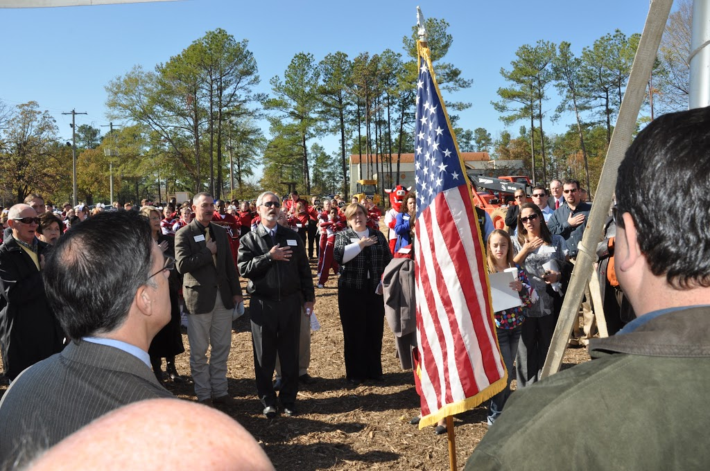 UACCH-Texarkana Creation Ceremony & Steel Signing - DSC_0133.JPG