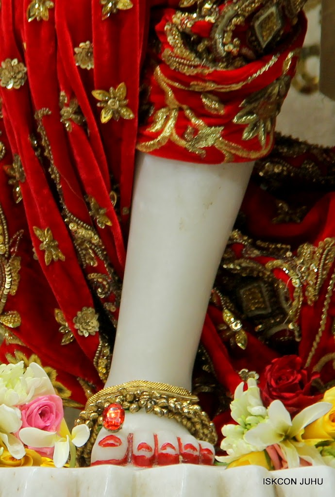 ISKCON Juhu Sringar Deity Darshan on 28th June 2016 (8)