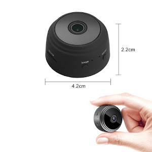Camera video Wi-Fi 1080p HD, unghi 150, NightVision, Senzor de miscare
