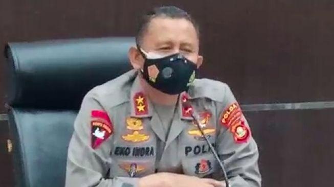 Kapolda Sumsel Meminta Maaf kepada Masyarakat Indonesia, Buntut Donasi Rp 2 Triliun