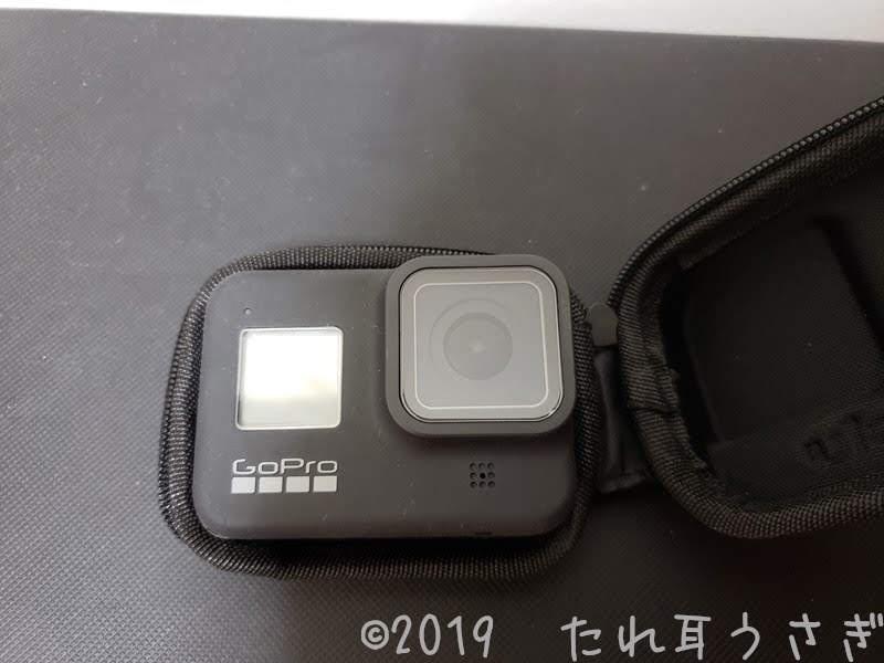 GoPro HERO8のおすすめケース「Ulanzi G8-4」