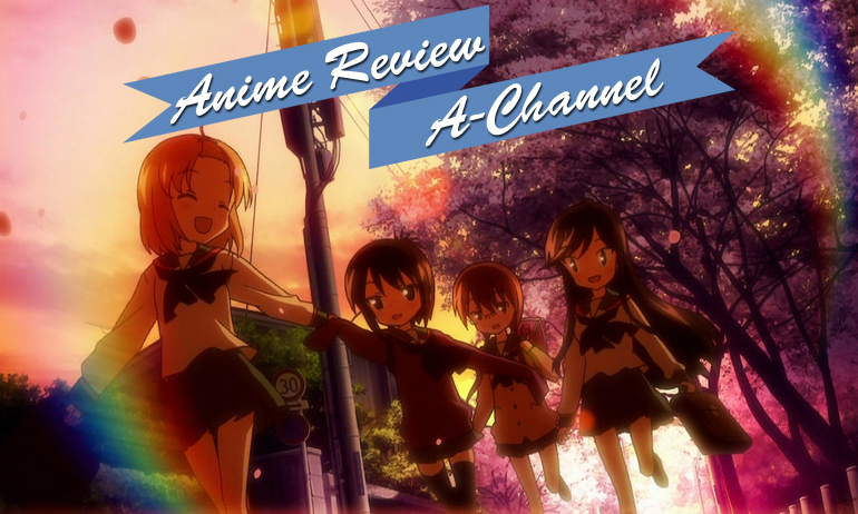 a-channel anime