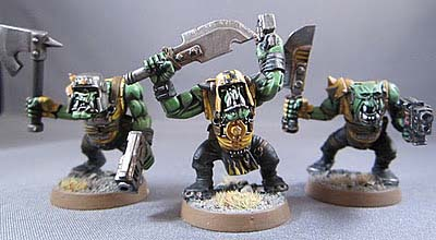Bad Moon Orks