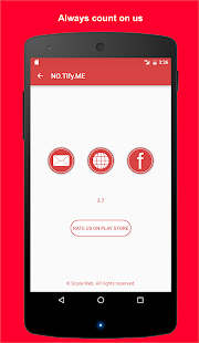 NO.TIfyME Student Task Manager- screenshot thumbnail