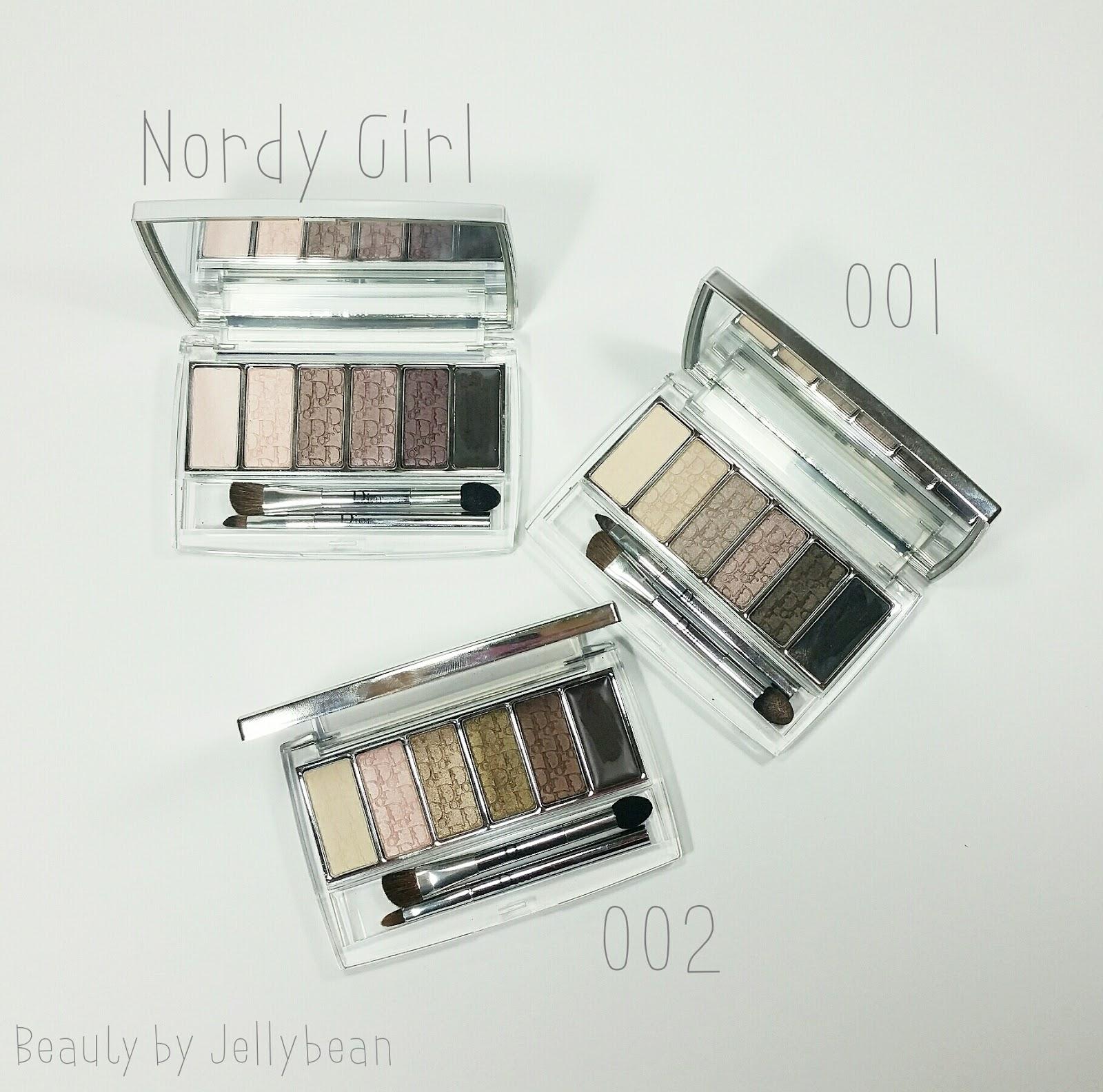 Dior Eye Reviver Eyeshadow Palettes