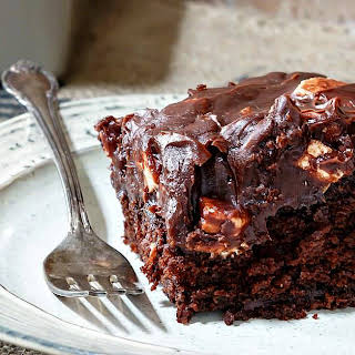 Let's Make Rich Chocolate Mayonnaise Cake.