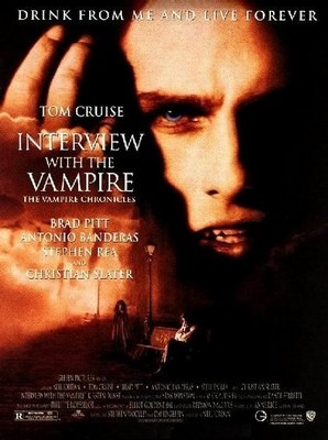 Interview With The Vampire-Poster