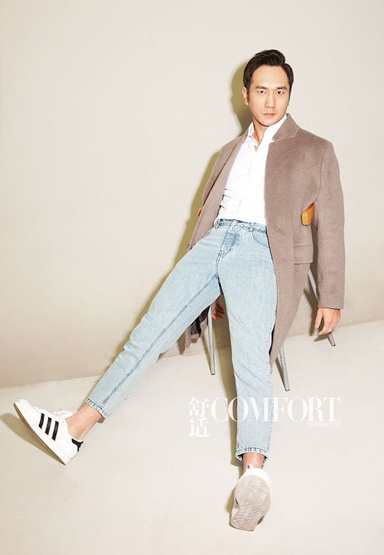 Huang Jue China Actor