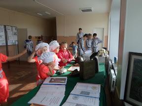 Выставка в п.Оброскино