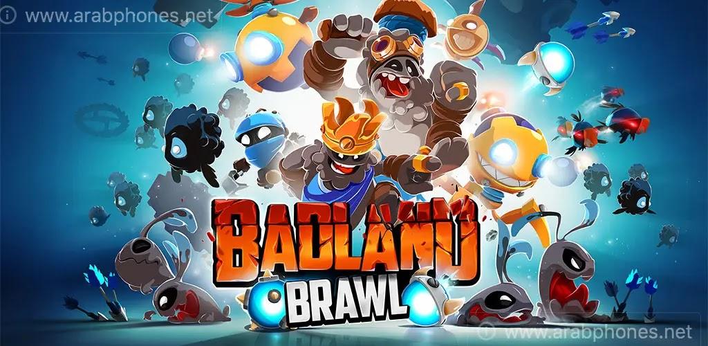 تحميل لعبة Badland Brawl مهكرة اخر اصدار
