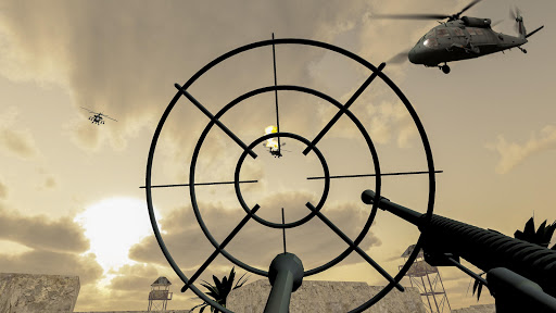 Incredible Anti Aircraft Gunner Battle 3D