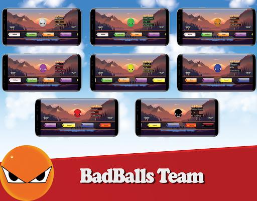 Bad Balls - Spin, Balls, Sling Screenshots 3