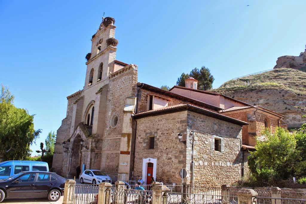 Albergue de peregrinos parroquial, Belorado, Burgos, Camino de Santiago