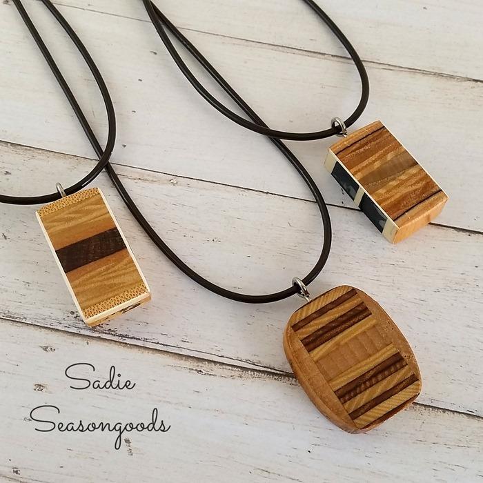 7_Sadie_Seasongoods_Vintage_tennis_racket_handle_wooden_necklace_pendants