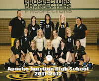 The 2011 Varsity Team