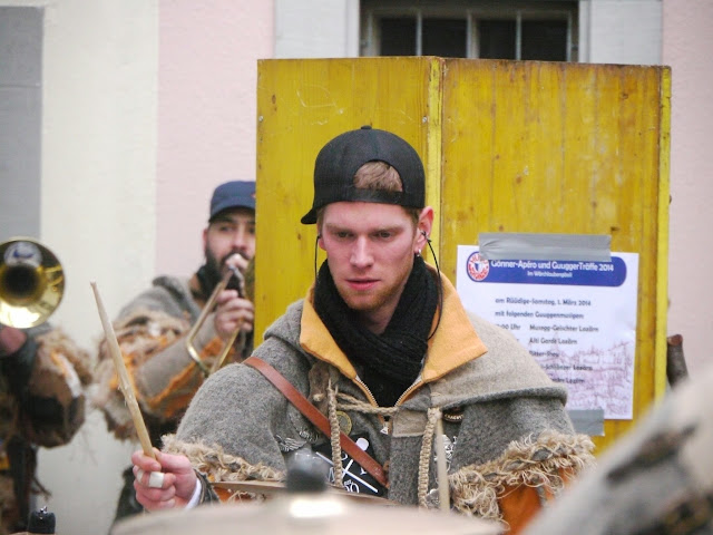 Rüüdige Samschtig, 01.03.14
