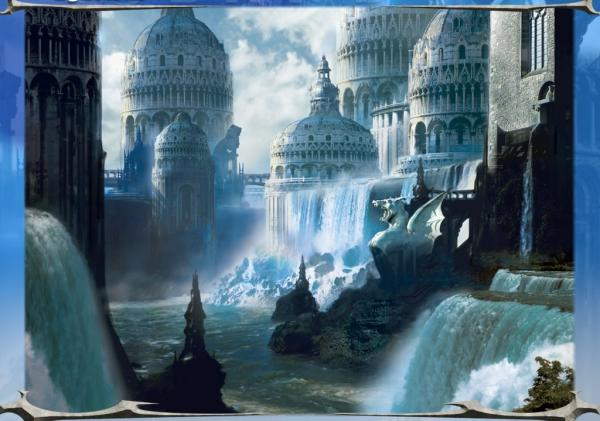 Blue Castle, Magick Lands 1