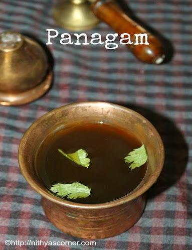 Panagam Recipe