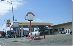 7-11 Shell Station and Propane, Monticello Utah