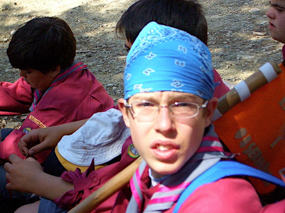 Campaments amb Lola Anglada 2005 - CIMG0345.JPG