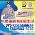 06 April s/d 19 April 2020, Polres Serang Akan Menggelar Operasi Keselamatan Kalimaya TA. 2020