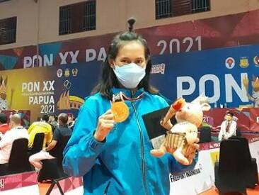Wushu, Medali Emas dan Sepotong Kisah Melisa