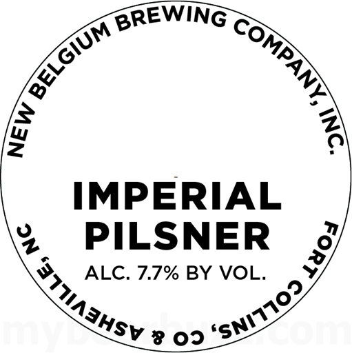 New Belgium - Abel Tasman's NEIPA & Imperial Pilsner