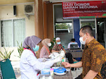 PMI Banda Aceh Kumpulkan darah 36 kantong