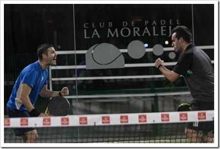 Eduardo Franza y Antonio Díaz