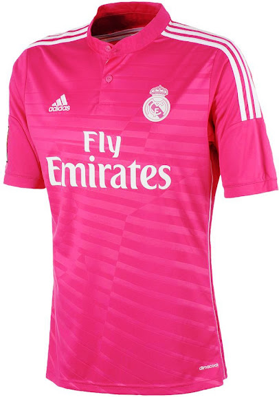 Jual Jersey Real Madrid Away 2014-2015 Official