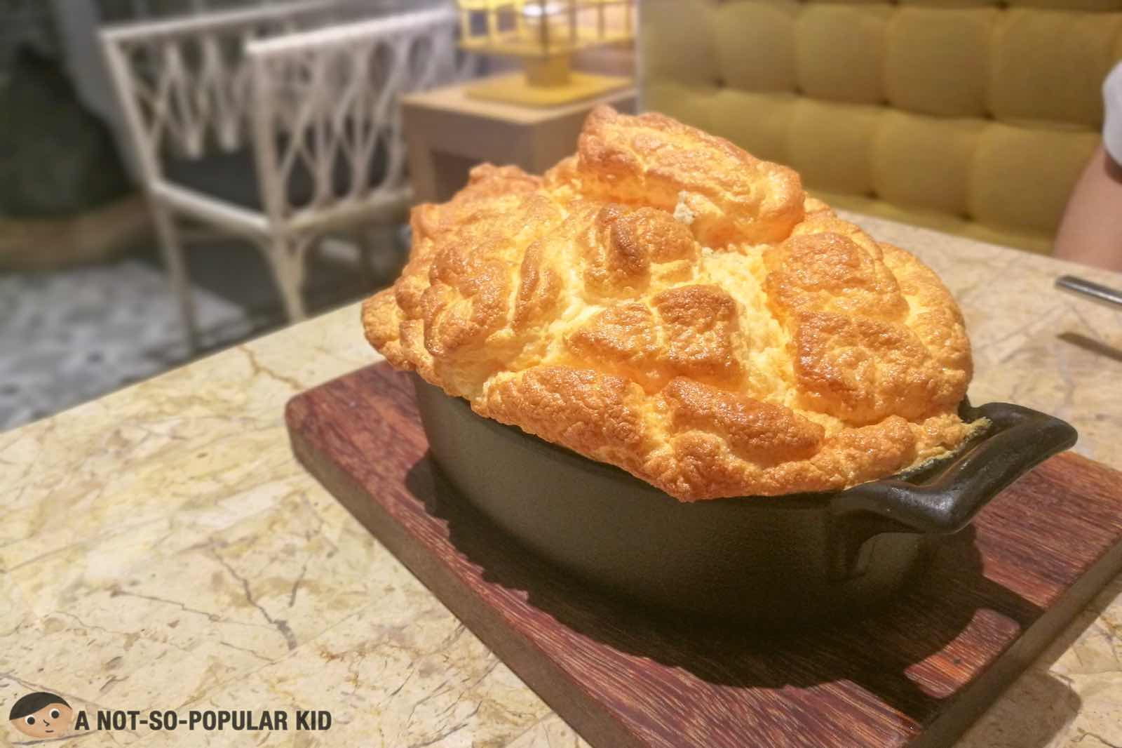Savory Beef Curry Souffle of Le Petit Souffle