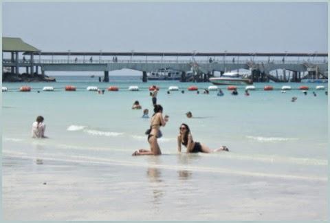 Paplūdimys Tailande